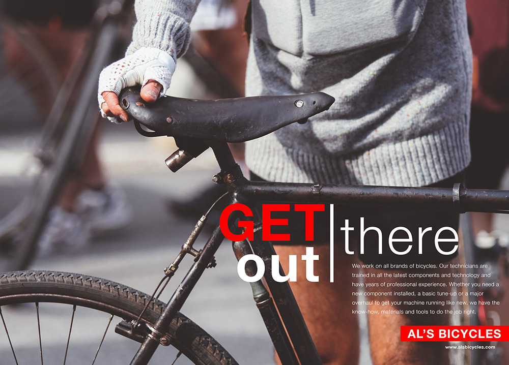 als bicycle ad campaign thumbnail