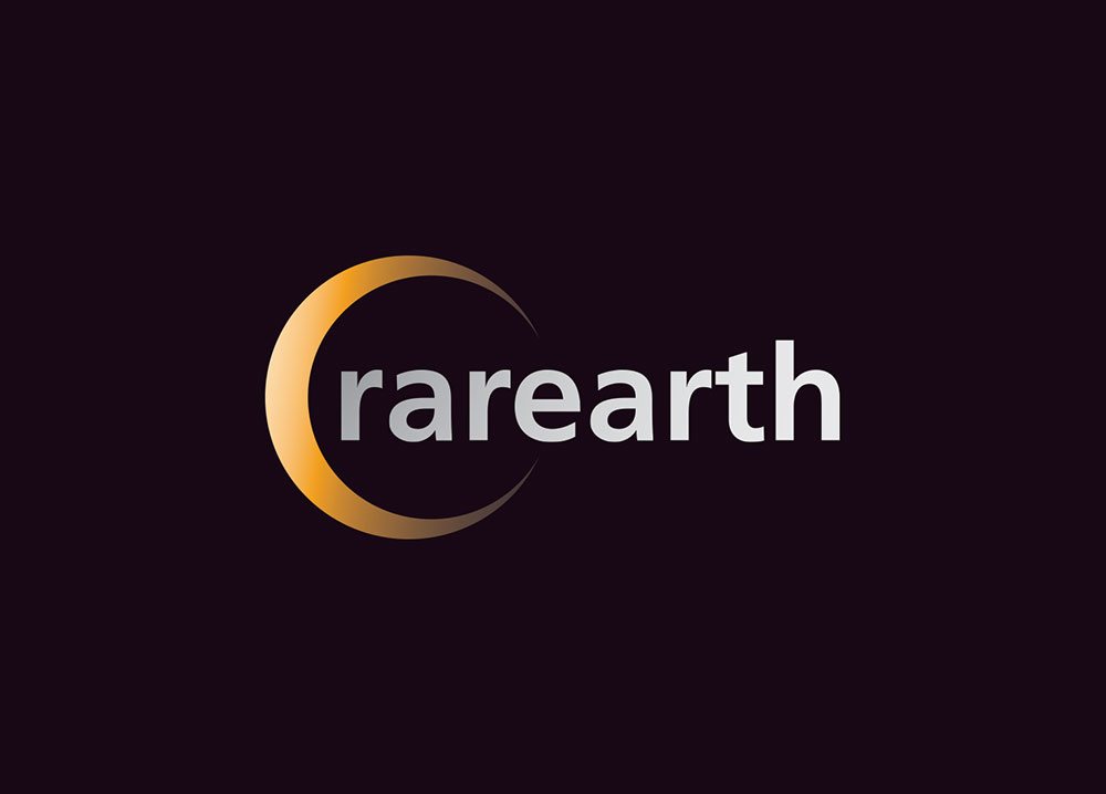 Rare Earth logo design thumbnail